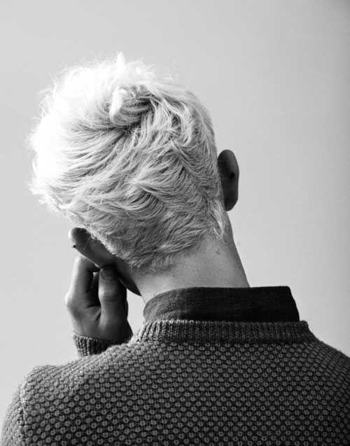 Nice Men Hairstyling Ides 2018