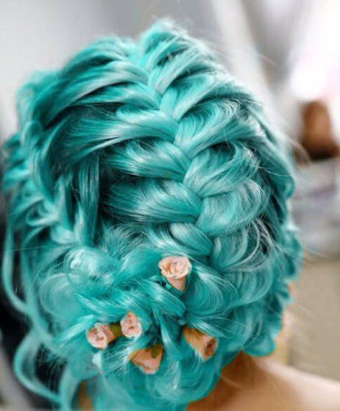 50 penteados de casamento de sonho para cabelos longos