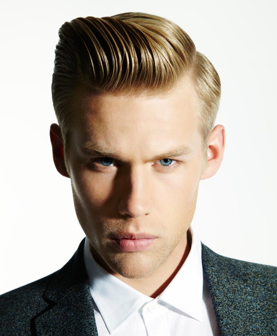 Homens Trendy & Chic Hairstyling Guia para a próxima festa de Natal