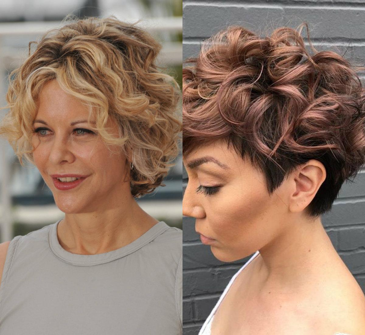 Incredibly Perfect Styling de cabelos encaracolados com penteados impressionantes