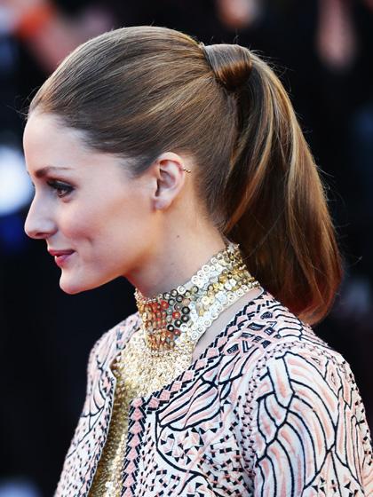 Lista de celebridades Holiday Trendy penteados meninas podem tentar esta temporada