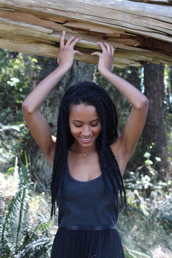 78 das melhores idéias de penteado de torção senegalesa