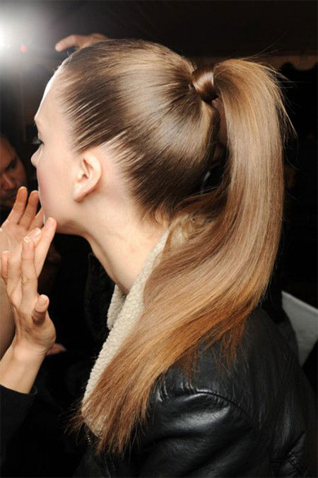 Penteados atraentes para as meninas
