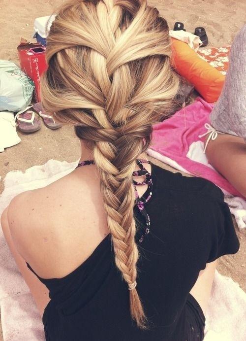 Idéias de penteado legal e quente para meninas