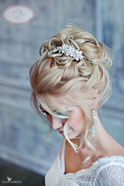 Penteados lindo procura modernas noivas