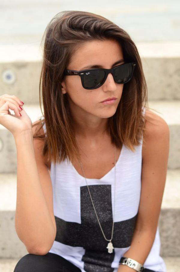 Idéias fáceis e elegantes de penteados de volta às aulas para meninas: