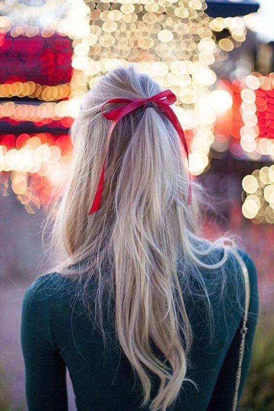 Fascinante Natal Penteado Idéias Para Meninas