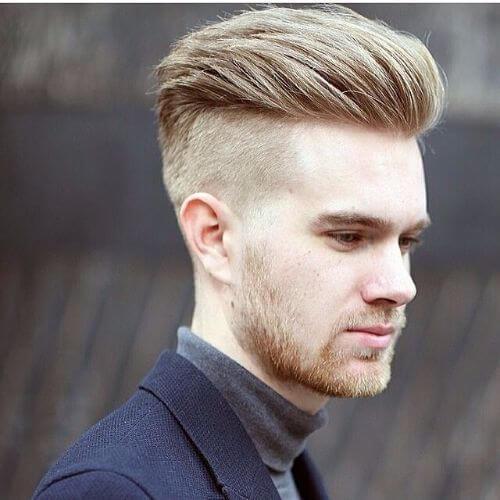 20 Penteados Para Homens Com Cabelos Finos Bom Penteados