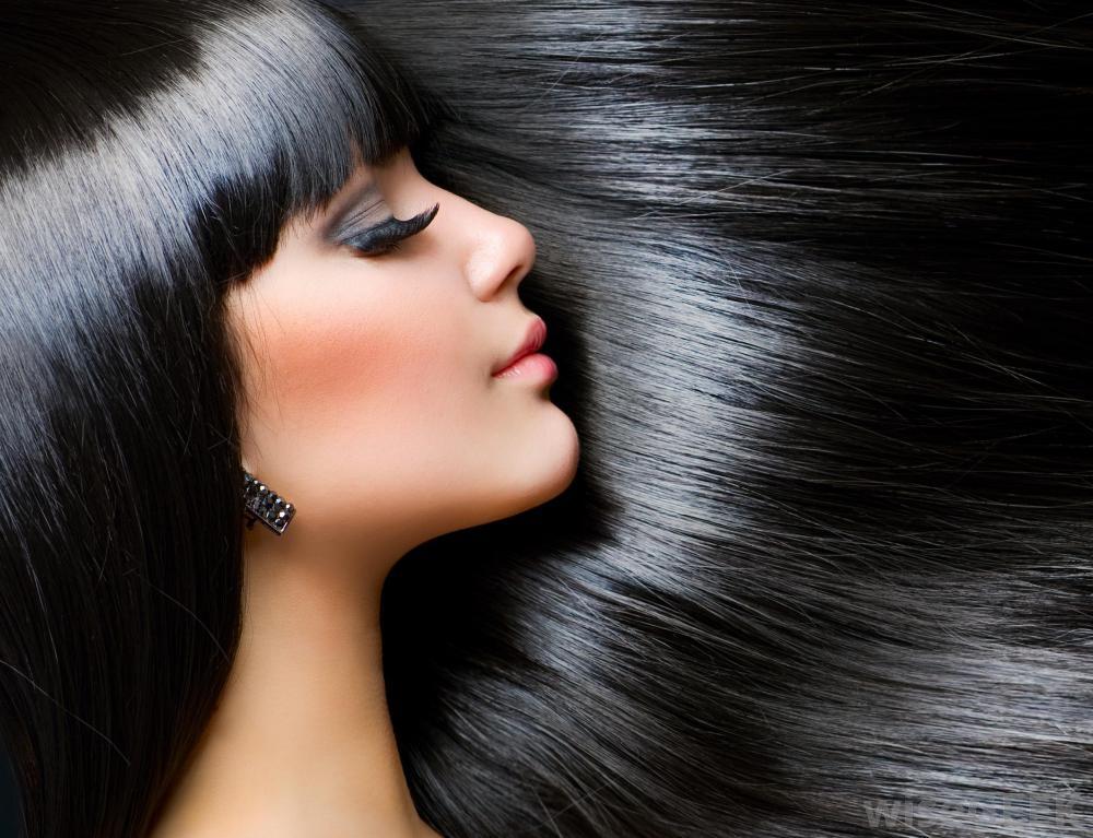 Home remédios para cabelos pretos sem produtos químicos.
