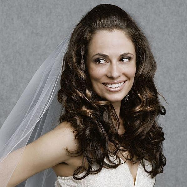 Penteado de sopro de verão para cabelos longos e médios