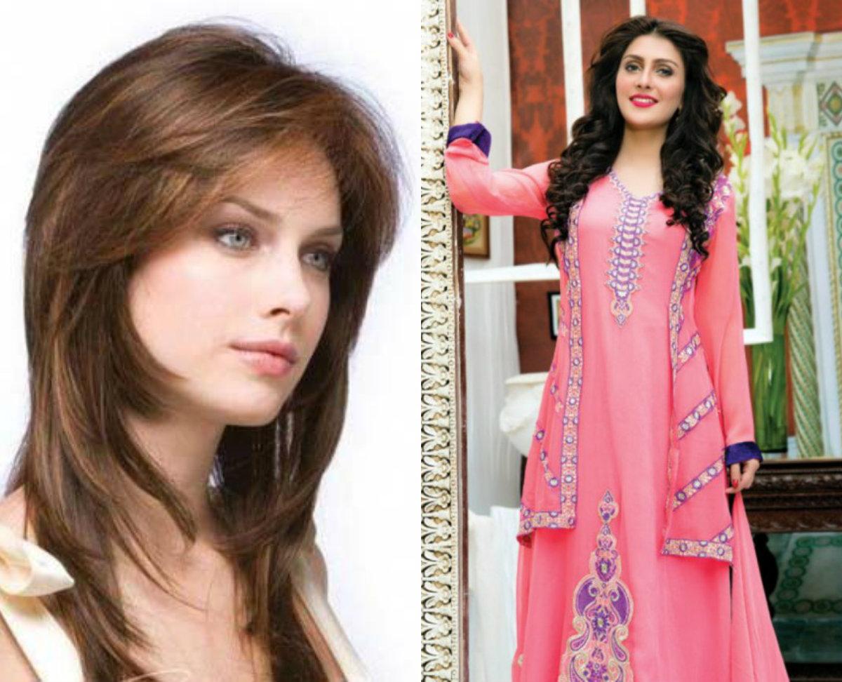 Novo penteado diferente para o Eid ul Azha para meninas