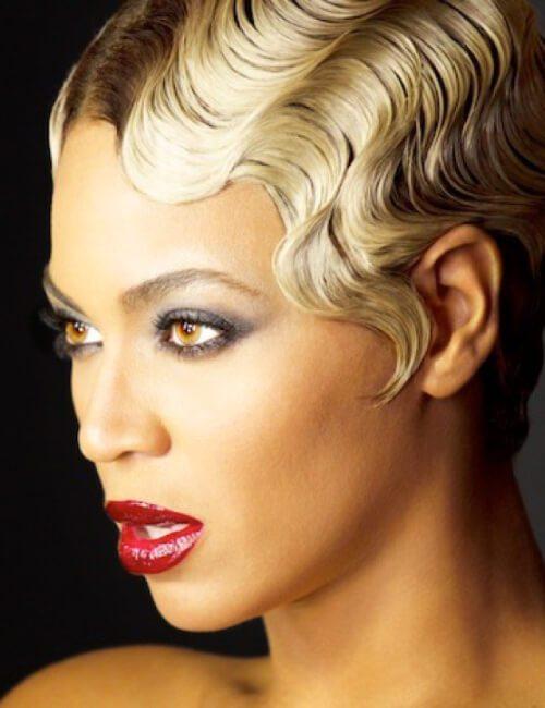 70 penteados curtos para mulheres negras