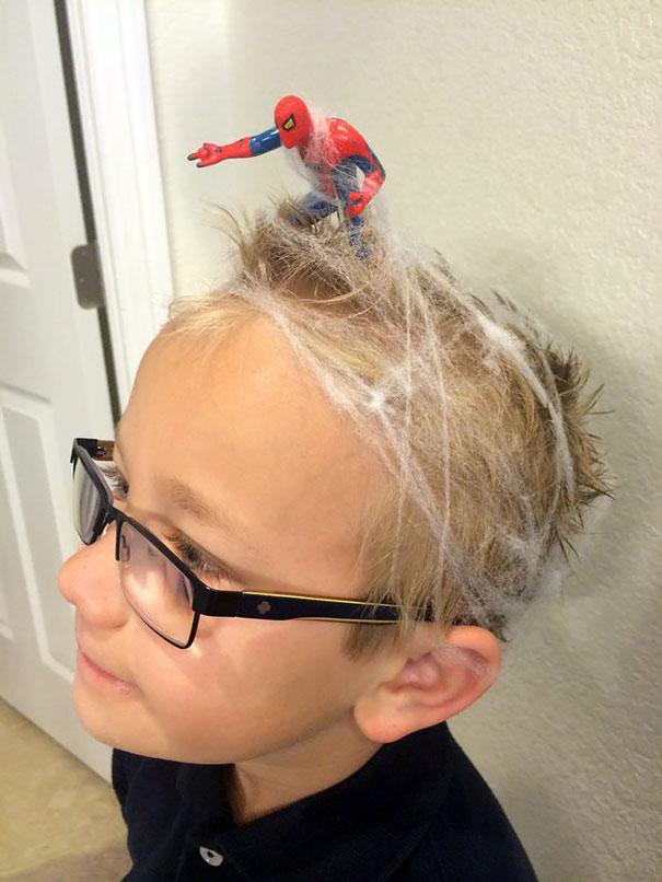 Incrível e louco cabelo dia Dos Ideas
