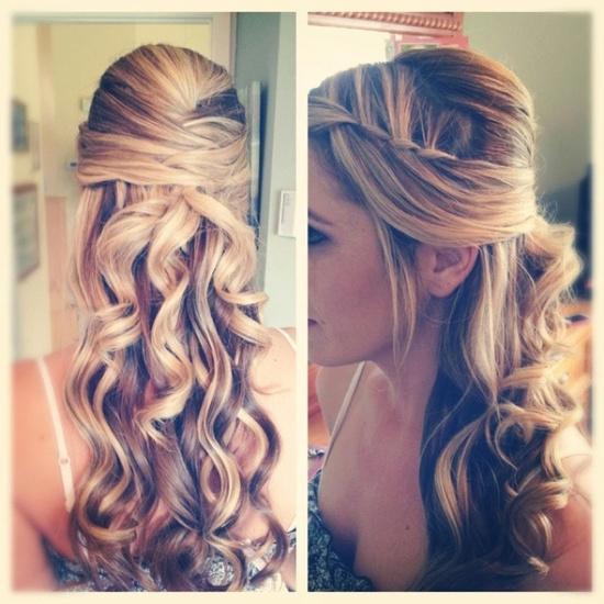 Top 15 idéias de estilos de cabelo de casamento que garantem lindos looks