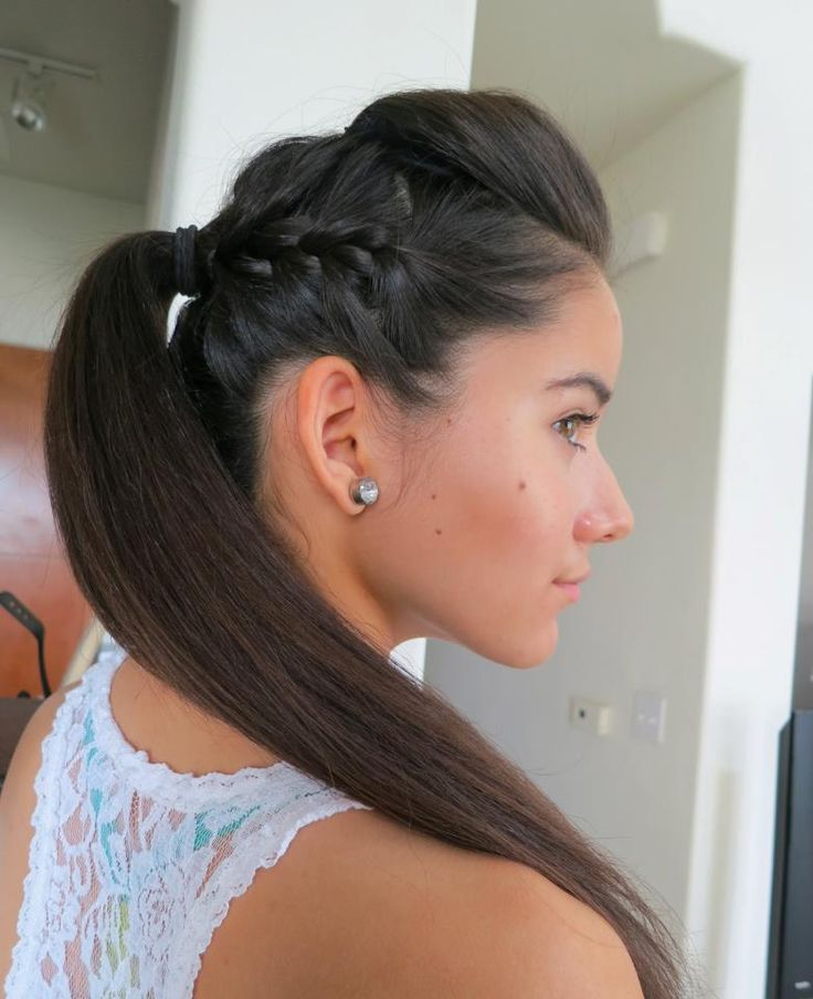 Terrific & Best 15 Puff Pony Tail Estilos de cabelo para os mais jovens
