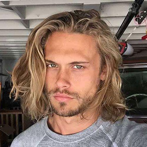 50 melhores penteados de comprimento médio para homens