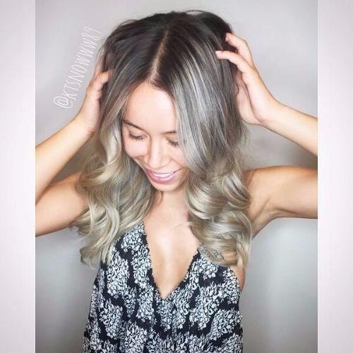 50 idéias de cabelo loiro Ash para todos os comprimentos de cabelo
