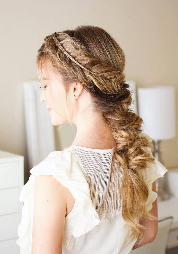 Cool Long Hairstyle Ideas For Girls Para Qualquer Ocasião Especial