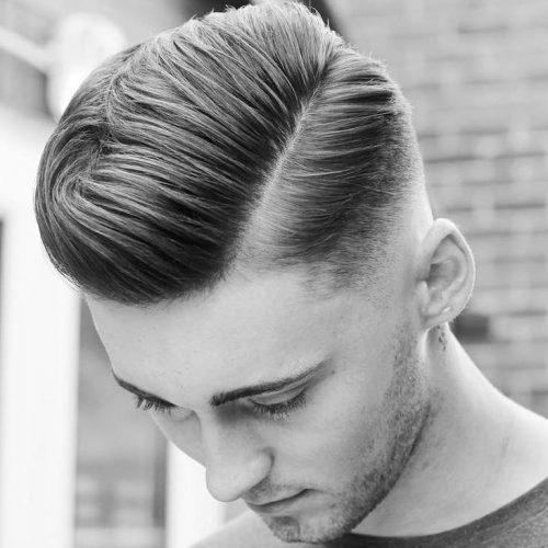 50 penteados de pompa mais legal para homens