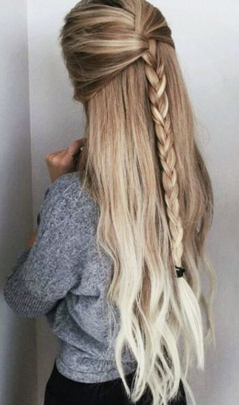 Estilos notáveis para lidar com os longos cabelos