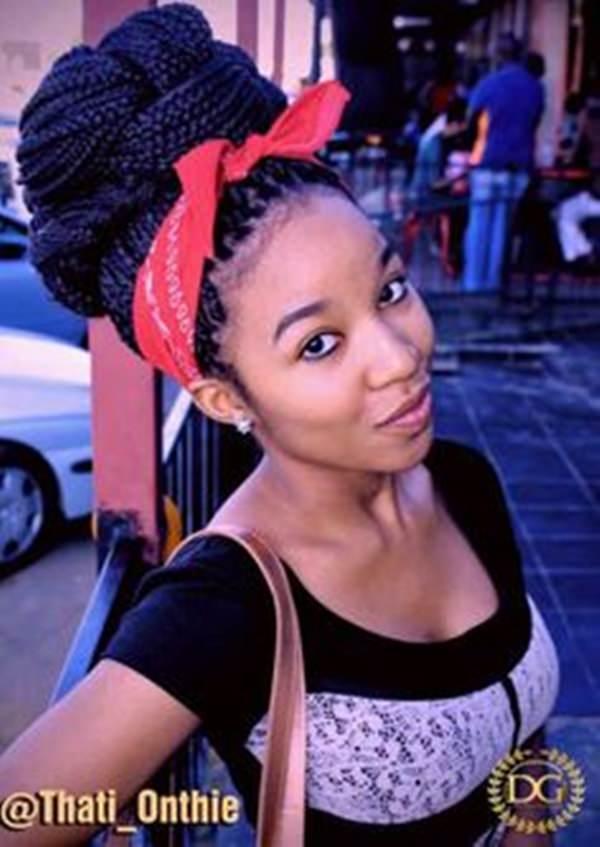 75 incríveis tranças africanas, confira esta tendência quente para o verão