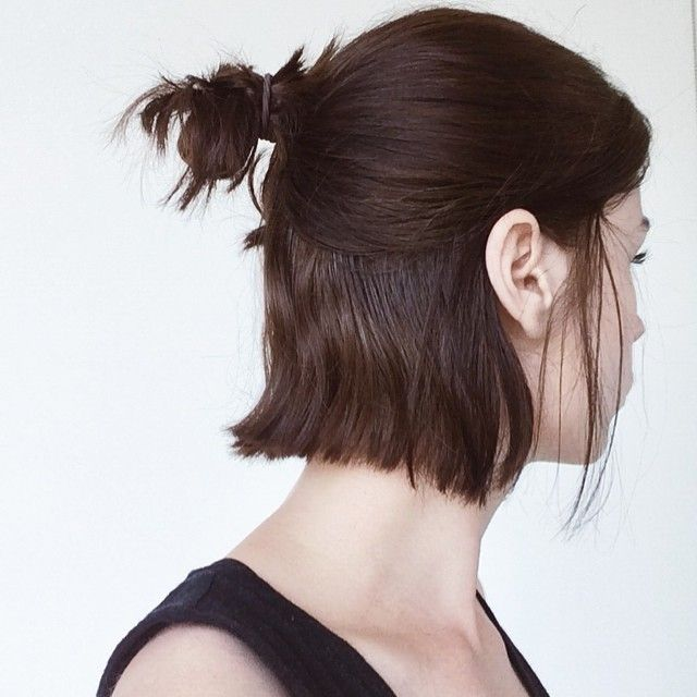 Penteados de cabelo curto Penteados de cabelo curto