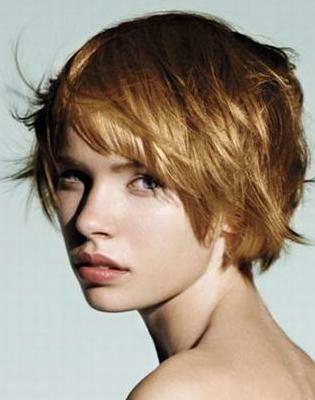 Idéias para corte de cabelo em camadas em camadas