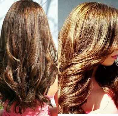 Maneira fácil de colorir os cabelos com os produtos naturais da casa