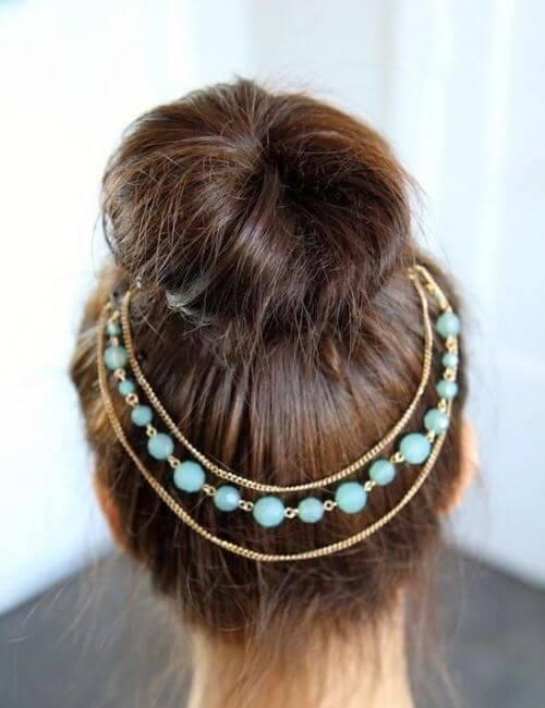 50 penteados da dama de honra para cada casamento