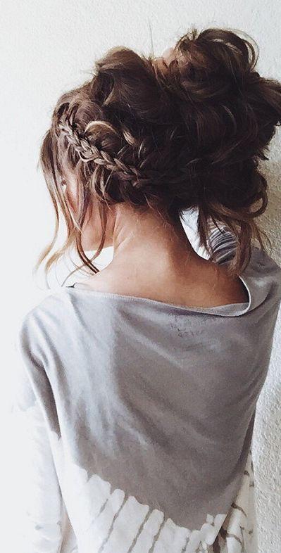 Idéias de penteado de verão primavera 2018
