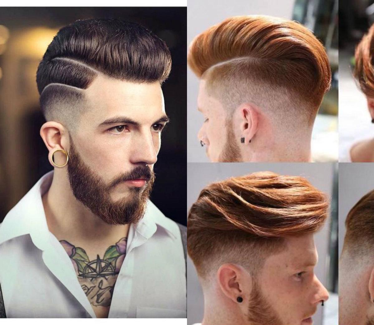 Alguns penteados legais para homens para relaxar neste verão