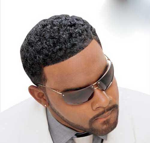 15 cortes de cabelo curto preto homens fantásticos