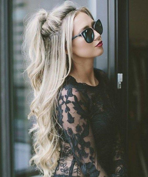 Idéias fáceis e rápidas do penteado para meninas modernas