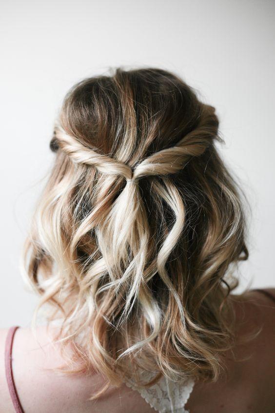 Idéias de penteado deslumbrante meados de comprimento para temporada de inverno