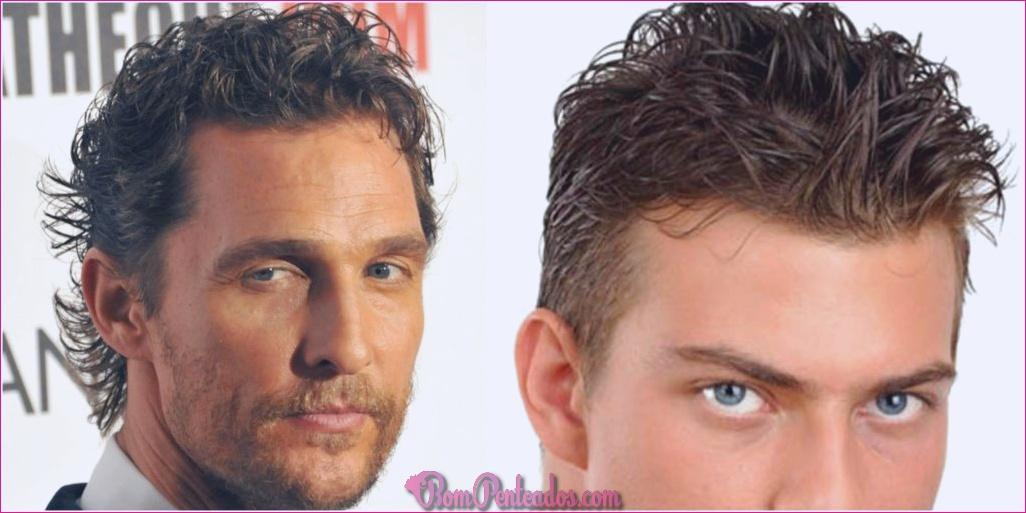 20 melhores penteados para cabelos finos para homens
