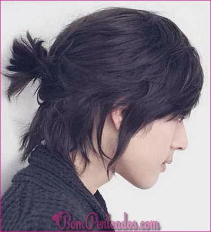 15 penteados fáceis para homens