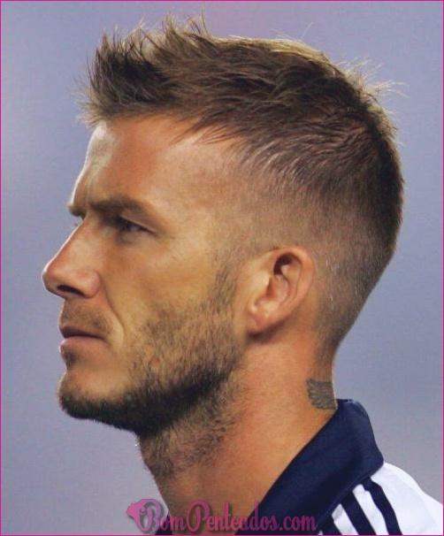 15 cortes de cabelo desvanecem-se da pele para homens