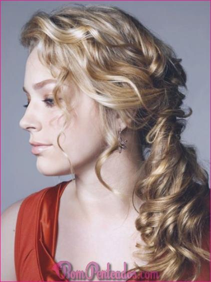 Penteados impressionantes para o baile de finalistas