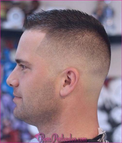20 grandes penteados e cortes de cabelo para homens