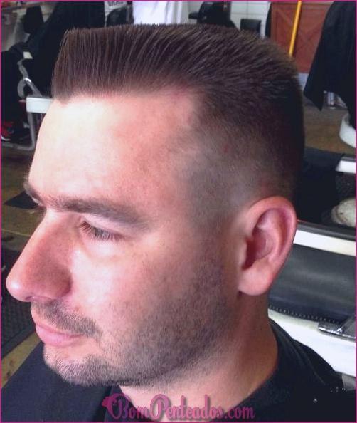 15 cortes de cabelo Flat Top para homens