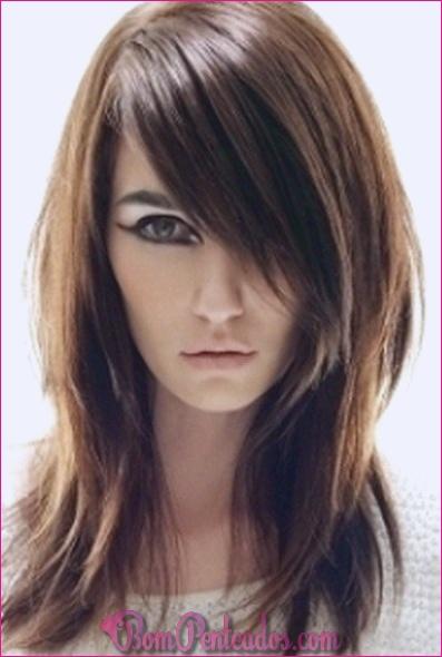20 cortes de cabelo Shag longos e médios elegantes