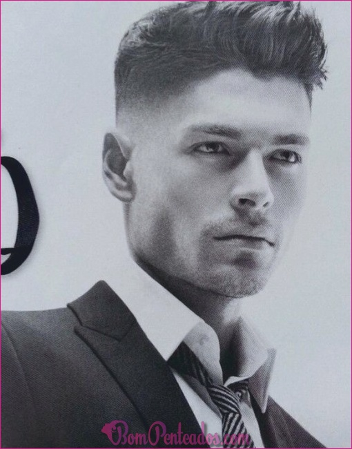 20 Cool Men Hair Looks