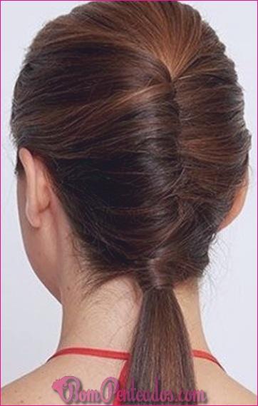20 penteados fáceis de fazer em casa