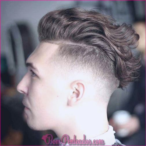 20 Penteados Undercut for Men