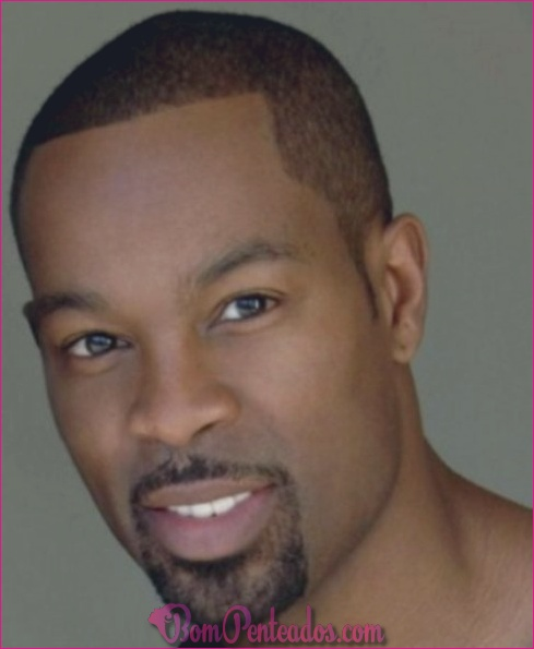 30 atordoamento desvanece-se cortes de cabelo para homens negros