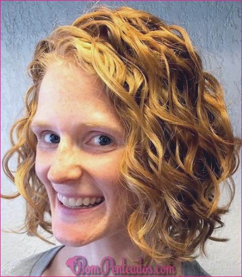 20 penteados encaracolados naturais