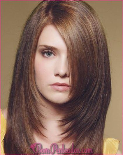 15 penteados para o comprimento do ombro