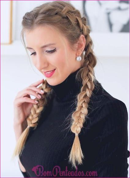 15 tranças elegantes para mulheres