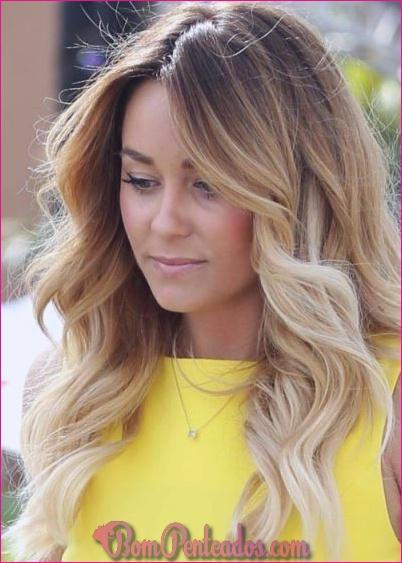 20 ideias elegantes da cor do cabelo de Ombre da loira
