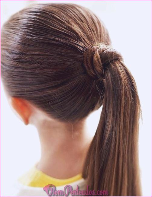 20 melhores penteados para meninas